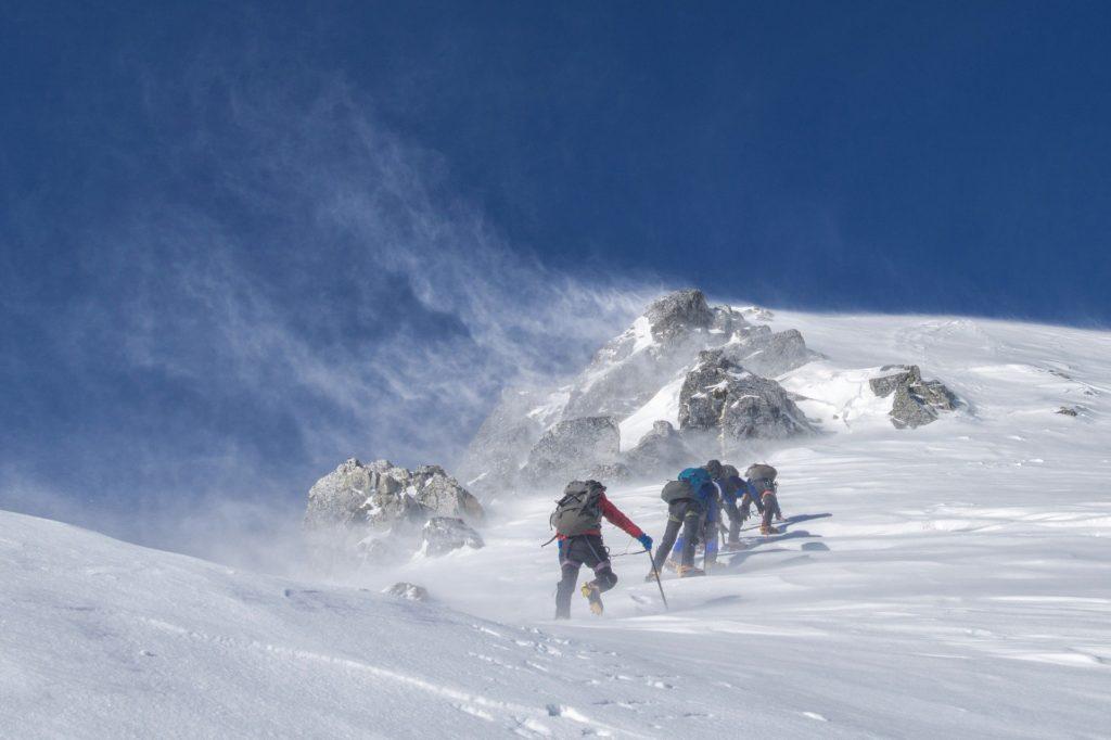 Bergsteiger - Intrinsische Motivation