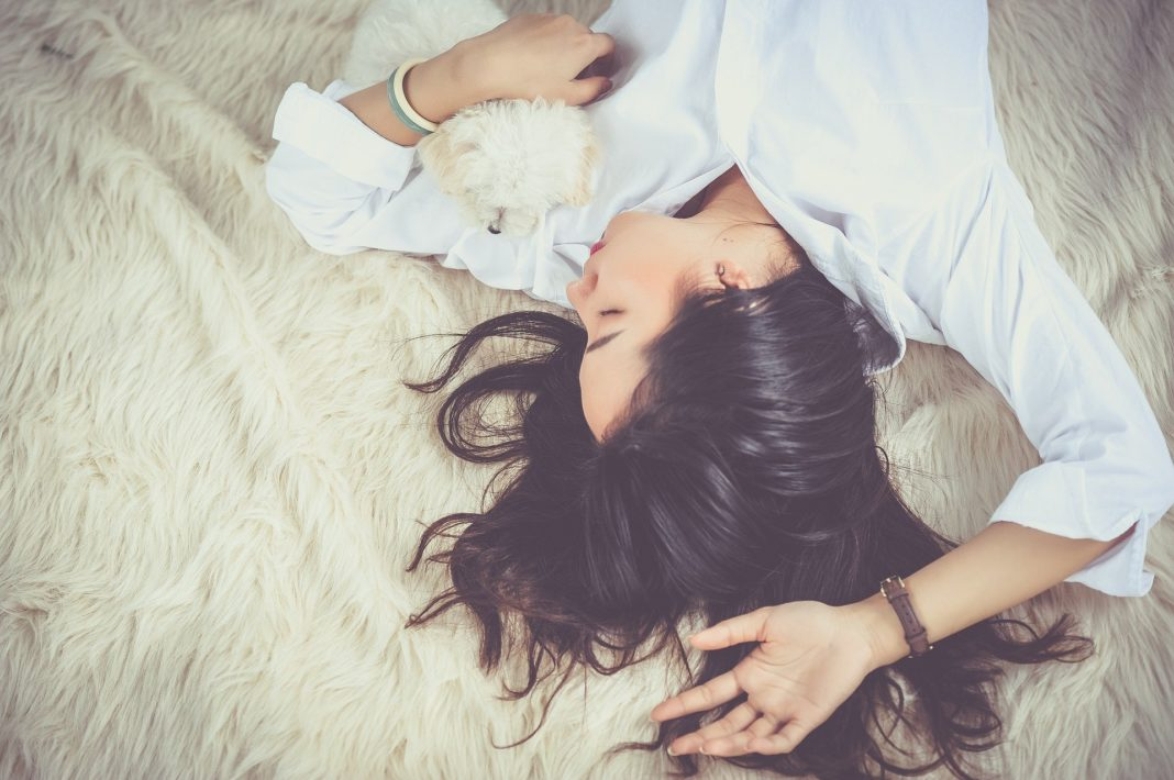 Schwindel beim Einschlafen