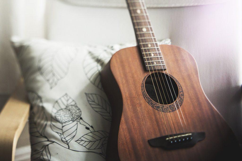 Gitarre - Intrinsische Motivation