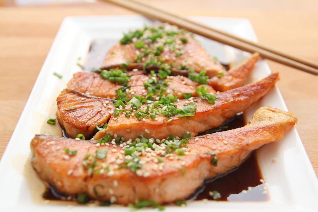 Fisch - gesunde Fette