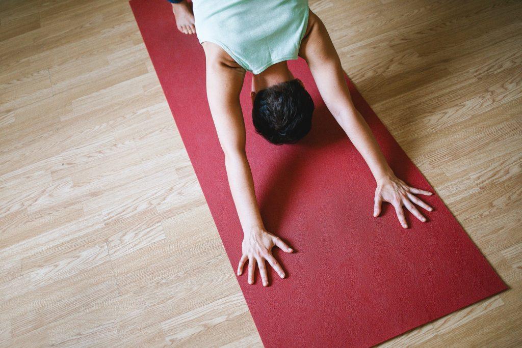 Yoga - gelassener werden
